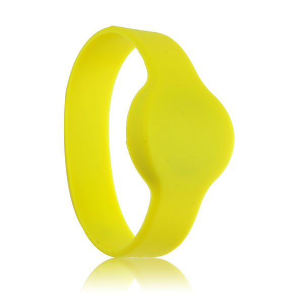 G series rfid rubber wristband