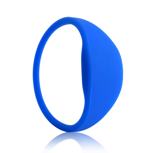 blue rfid wristbands for events