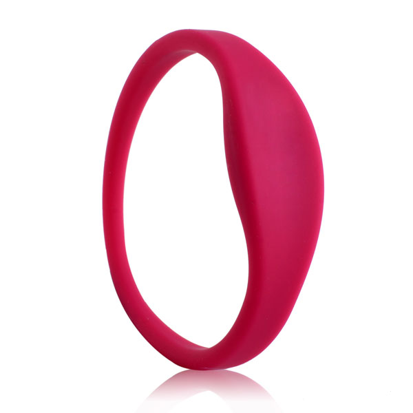 red rfid wristbands for events