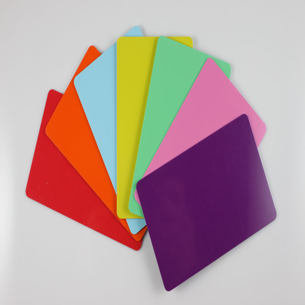 Blank Spot Color Card
