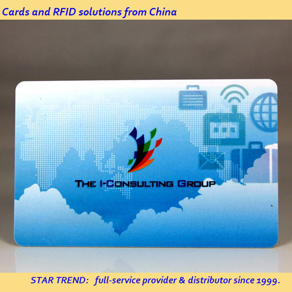 UV Coating Card