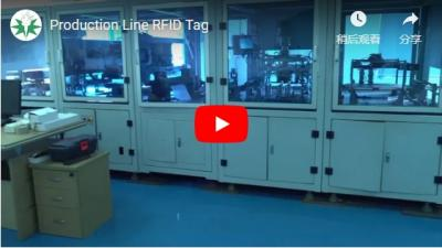 Production Line RFID Tag