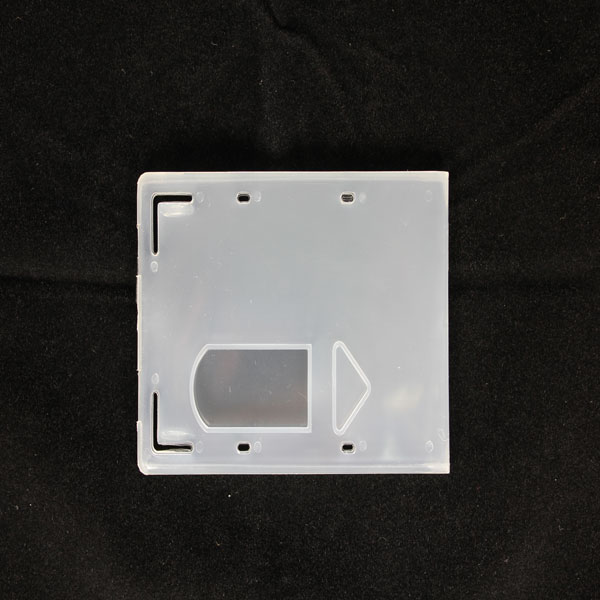 Rigid Plastic Card Holders