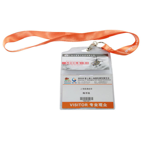 Polyester Card Lanyards